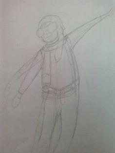 1 Boceto dibujo