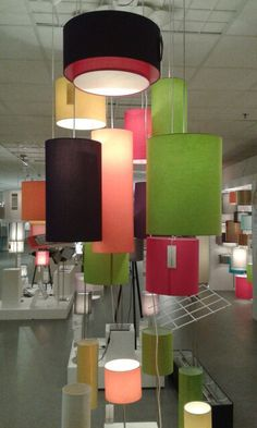 Lamp idea @ Trendhopper