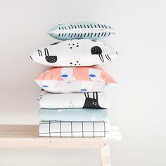 ¡Ropa de cama y cojines infantiles para los más bandidos de la casa! #kidsroom #babyroom #deco