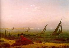 The Artworks of Caspar David Friedrich