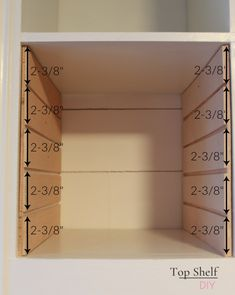 Here's how to make horizontal shelf divider units made of plywood for your Ikea Kallax unit. These cube dividers work great for organizing offices. Craft Room Storage, Craft Organization, Craft Rooms, Organizing Tips, Diy Vinyl Storage, Storage Ideas, Vinyle Cricut, Ikea Kallax Unit, Scrapbook Storage