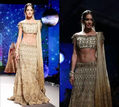 Top 25 Picks From BMW India Bridal Fashion Week 2015 For Every Soon-To-Be Bride - BollywoodShaadis.com - Page 22