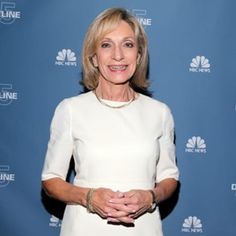 andrea mitchell net worth 2018