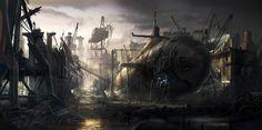 Old Submarine by RadoJavor on deviantART