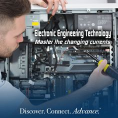Macomb's Electronic Engineering Technology Program will provide you with a strong background in electrical and electronic theory, reinforced by practical laboratory work and experimentation.