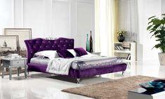 - Purple Reign: Create The Ultimate Luxury of a Purple Bedroom -  #decoratingwithpurple #masterbedroom #purplebedroom