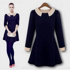 Awesome casual winter dresses 2018