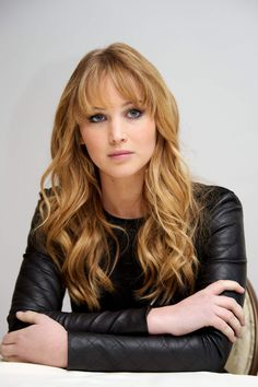 Jennifer Lawrence. (if you can't tell, I'm in the market for a haircut again)