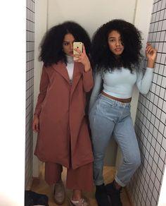 Image de fashion, girls, and hair