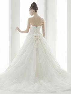 L'ATELIER MARIAGE(ラトリエマリアージュ):WHC019 レンタルウェディングドレス 大阪/東京/福岡