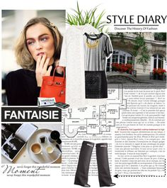 """Fantaisie !"" by helena-d33 ❤ liked on Polyvore"