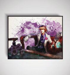League of Legends Debonair Ezreal Art Print 11 x by DesignersJuice