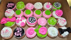 cute as a button baby shower toppers - Google Search