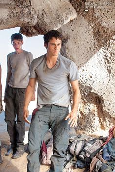 The Maze Runner<<<you mean the scorch trials!