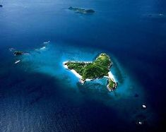 Nosy Tanikely a tropical island of Madagascar