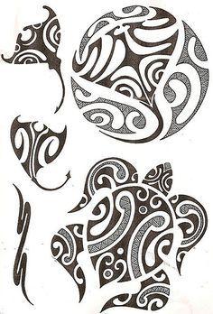 tatuagem.polinesia.maori.0180 by Tatuagem Polinésia - Tattoo Maori, via Flickr
