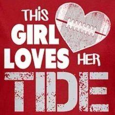 Let the tide roll. Roll Tide Alabama, Roll Tide Football, Alabama Baby, Sec Football, Crimson Tide Football, Alabama Crimson Tide, College Football, Alabama Football Quotes, Football Sayings