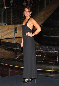 Diana Glenn in 2011 Logie Awards - Arrivals