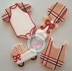 Burberry Cookies