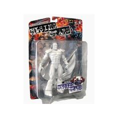 Rising Stars Series 1 Patriot - Unpainted Action figures | ToyZoo.com