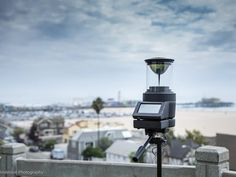 Joey is the evolution of Lucy and Dot, combining a 13-megapixel camera sensor and a Snapdragon 800 quad-core processor to churn out 360-degree 3,840x720-pixel resolution panoramic video at 30 frames per second.