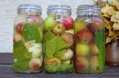 kiszone jabłka!