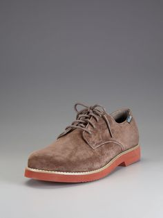 Eastland Shoe Company Suede Buck Shoes#eastlandshoe  I would love to have every color of this style.  They are so comfortable when I'm on my feet lecturing all day long.