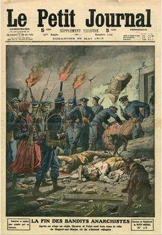 La mort de Garnier et Valet à Nogent-sur-Marne, après 9 heures de siège