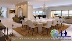 Apartamento andar inteiro no Mansão Wildberger, Corredor da Vitória, alto padrão, 5 quartos, 5...