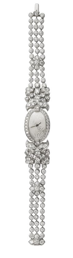 Cartier 2011 Mille et une Heures diamond watch♥✤ | Keep the Glamour | BeStayBeautiful