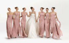 28 Amazing Ideas for Bridesmaids Dresses