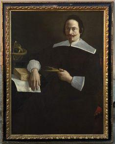 20 NG 2294 Italian mathematician in frame
