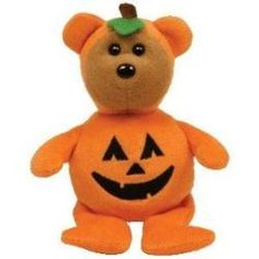 Teddykin Halloweenie Beanie from TY $2.99