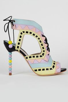 Sophia Webster Shoes Profile And Interview (Vogue.co.uk)