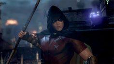 Novo extra de Batman: Arkham City é estrelado por Robin