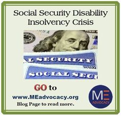 Disability Crisis - possible 19% cut in 2016 -  Why is this happening, proposed solutions, should I be worried? #MyalgicE #MECFS #CFS #SevereME  http://www.meadvocacy.org/ss_disability_insolvency_crisis