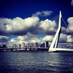 #Rotterdam #Erasmusbrug TheNetherlands #holland