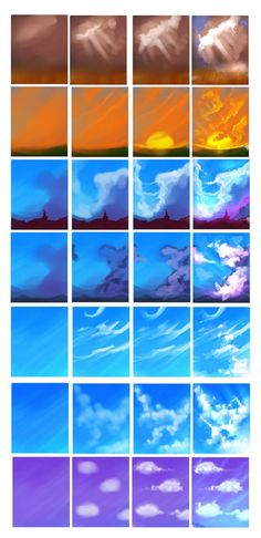 Clouds tutorial by ryky:
