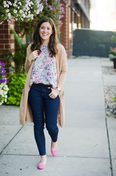 #50Styles50States with Old Navy // Iowa // The Brunette One