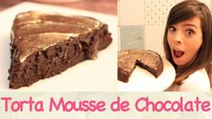 TORTA MOUSSE de CHOCOLATE | TPM, pra que te quero?