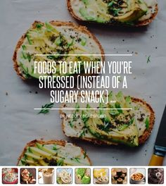 #Foods to Eat when You're Stressed (Instead of a Sugary Snack) ... - Food