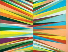 Odili Donald Odita - Reviews - Art in America