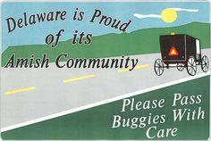 Amish in Delaware