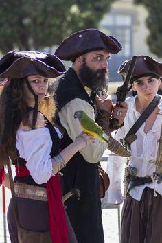 Piratas em Leça, 2016