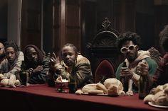 Kendrick Lamar via YouTube