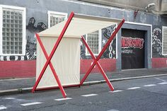 Prague Market, Stand Feria, Pop Up, Yard Sculptures, Backyard Shade, Van Interior, Outdoor Art, Kiosk, Color Pallets