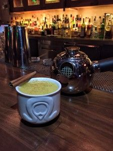To celebrate National Hot Buttered Rum Day, we decided to do a little digging into the history of the drink and share a delicious recipe using Denizen Merchant's Reserve.