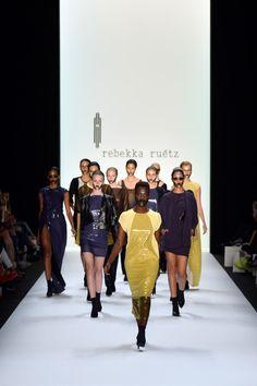 Berlin Fashion Week Spring/Summer 2014 || Rebekka Ruetz