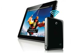 Seagate GoFlex Satellite - Take Your Movies with You! (from Geek Dad)    500GB portable storage on a device with Wi-Fi