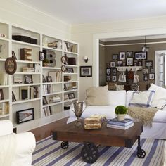 The talented Erin Napier and her charming Laurel, MS home featured in Design Sponge. Proud of my hometown peeps!